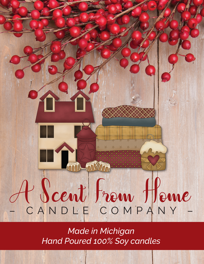 A Scent From Home Candles